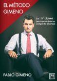 EL MÉTODO GIMENO - 9788483569467 - PABLO GIMENO