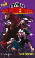 MY HERO ACADEMIA Nº 09 - 9788491467267 - KOHEI HORIKOSHI