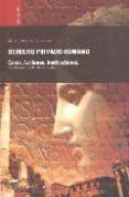 DERECHO PRIVADO ROMANO (REF. AE0200000016) (16ª ED.) - 9788492477067 - MANUEL JESUS GARCIA GARRIDO