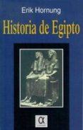 HISTORIA DE EGIPTO - 9788495414267 - ERIK HORNUNG