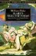 BLAKE S SELECTED POEMS - 9780486285177 - WILLIAM BLAKE