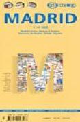 MADRID, PLANO CALLEJERO (1:10000) - 9783866093577 - VV.AA.