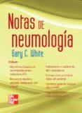 NOTAS DE NEUMOLOGIA - 9786071507877 - VV.AA.