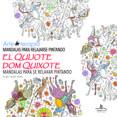 MANDALAS PARA RELAJARSE PINTANDO EL QUIJOTE - 9788415227977 - FOSBURY C.