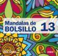 MANDALAS DE BOLSILLO 13 - 9788415278177 - NINA CORBI
