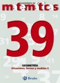 CUADERNOS DE MATEMATICAS 39: GEOMETRIA - 9788421642177 - VV.AA.