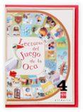 LECTURAS DEL JUEGO DE LA OCA (4º EDUCACION PRIMARIA) - 9788467507577 - VV.AA.