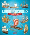 ATLAS ILUSTRADO EMBARCACIONES MUY ANTIGUAS - 9788467754377 - LLUC BENVEHÍ