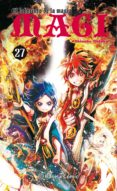 magi el laberinto de la magia nº 27-shinobu ohtaka-9788491463177
