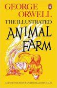 ANIMAL FARM ILLUSTRATED 75TH ANNIVERSARY EDITION - 9780241196687 - GEORGE ORWELL