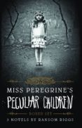 MISS PEREGRINE S PECULIAR CHILDREN BOXED SET - 9781594748387 - RANSOM RIGGS