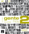 GENTE HOY 2 CUADERNO DE EJERCICIOS+CDD - 9788415640387 - VV.AA.
