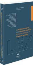 FLEXIBILIDAD INTERNA Y LOS DESPIDOS COLECTIVOS EN EL SISTEMA. ESPAÑOL DE RELACIONES LABORALES - 9788415663287 - NURIA PUMAR BELTRAN