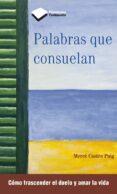 PALABRAS QUE CONSUELAN - 9788415880387 - MERCE CASTRO PUIG