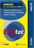 EXATAC. 2 ESO. ANGLÈS - 9788431659387 - VV.AA.