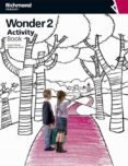 WONDER 2 ACTIVITY BOOK (+CD) - 9788466818087 - VV.AA.