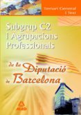 SUBGRUP C2 I AGRUPACIONS PROFESIONALS DE LA DIPUTACIÓ DE BARCELON A - 9788467604887 - VV.AA.
