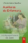 AUXILIAR DE ENFERMERIA DIPUTACION DE JAEN. TEMARIO - 9788467647587 - VV.AA.