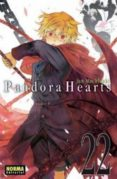 PANDORA HEARTS 22 - 9788467921687 - JUN MOCHIZUKI