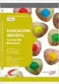 CUERPO DE MAESTROS. EDUCACIÓN INFANTIL (3 AÑOS). PROGRAMACIÓN DIDÁCTICA - 9788468143187 - VV.AA.