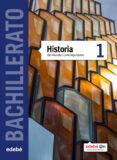 HISTORIA DEL MUNDO CONTEMPORANEO 1º BACHILLERATO - 9788468320687 - VV.AA.