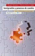 inmigracion y procesos de cambio-gemma aubarell-ricard zapata-9788474266887