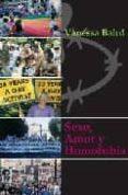 SEXO, AMOR Y HOMOFOBIA - 9788488052087 - VANESSA BAIRD