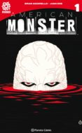 american monster (ebook)-brian azzarello-9788491739487