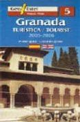 GRANADA (PLANO-GUIA TURISTICA 2005-2006) (1:6000) (ED. BILINGÜE E SPAÑOL-INGLES) (GEO ESTEL Nº 5) - 9788496295087 - VV.AA.