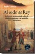 AL OIDO DEL REY - 9788496840287 - PABLO VICTORIA