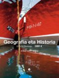 GEOGRAFIA ETA HISTORIA DBH 4 - 9788497464987 - VV.AA.
