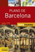 PLANO DE BARCELONA 2015 (MAPA TOURING) (6ª ED.) - 9788499359687 - VV.AA.