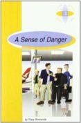 A SENSE OF DANGER (4º ESO) - 9789963471287 - TRACY SIMMONDS