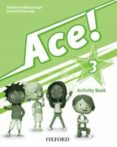 ACE 3 ACTIVITY BOOK - 9780194006897 - VV.AA.