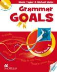 GRAMMAR GOALS: PUPIL´S BOOK PACK LEVEL 1 (MIXED MEDIA PRODUCT) - 9780230445697 - VV.AA.