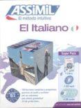 SUPER PACK EL ITALIANO (LIBRO + CD S + CD MP3) - 9782700580297 - VV.AA.