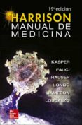 HARRISON MANUAL DE MEDICINA INTERNA (19ª ED) - 9786071514097 - DENNIS L. KASPER
