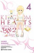 KINGDOM HEARTS 358/2 DAYS 4 - 9788416308897 - SHIRO AMANO