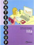 CUADERNO ESTRATEGIAS RESOLUCION PROBLEMAS 6  MATESGRUP LILA - 9788424609597 - VV.AA.