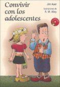 CONVIVIR CON LOS ADOLESCENTES - 9788428523097 - VV.AA.