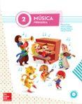 MÚSICA 2º EDUCACION PRIMARIA INCLOU CD AUDICIONS - ED.2015 - 9788448195397 - MERCE CANO I NOGUE