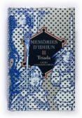 MEMORIES D IDHUN: TRIADA - 9788466112697 - LAURA GALLEGO GARCIA