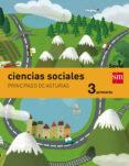 CIENCIAS SOCIALES ASTURIAS INTEGRADO 3º PRIMARIA SAVIA ED 2014 - 9788467570397 - VV.AA.