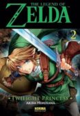 THE LEGEND OF ZELDA: TWILIGHT PRINCESS 2 - 9788467928297 - AKIRA HIMEKAWA