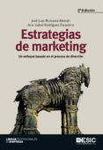 ESTRATEGIAS DE MARKETING: UN ENFOQUE BASADO EN EL PROCESO DE DIRE CCION (2ª ED) - 9788473568197 - ANA ISABEL RODRIGUEZ ESCUDERO