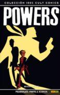 powers 16: federales: parte 2: iconos-brian michael bendis-michael avon oeming-9788490943397