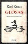 GLOSAS - 9788494432897 - KARL KRAUS