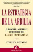 LA ESTRATEGIA DE LA ARDILLA: EL PODER DE LAS FABULAS COMO MOTOR D EL CAMBIO EMPRESARIAL - 9788495787897 - STEPHEN DENNING