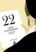 22 cartas extraordinarias-9788494447297