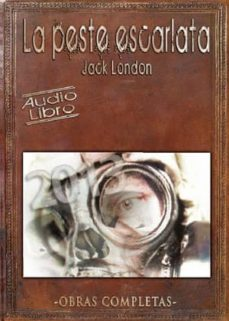 la peste escarlata (cd´s doble) (audiolibro)-jack london-8436014969507